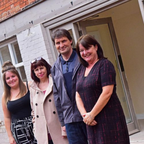 Former pub transformed into new homes for Whitchurch