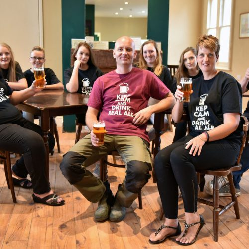 Albrighton 'family' inspired micro pub on track for official opening