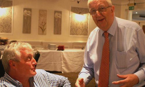 New Shrewsbury Severn Rotary Club welcomes its first new member