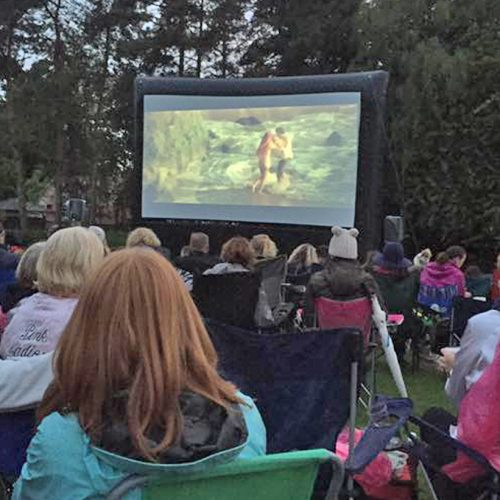 Grease is the word for Shrewsbury outdoor cinema