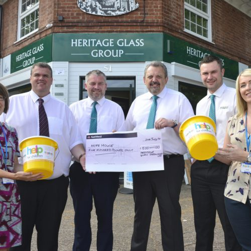 Plain sailing for Hope House fundraisers