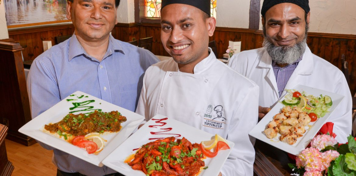 New creative young chef heads the team at The Shalimar