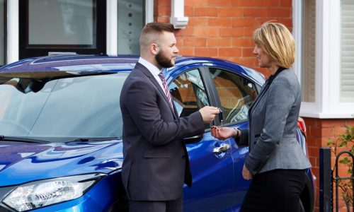 80% of Shropshire Car buyers prefer to test drive a car from their home