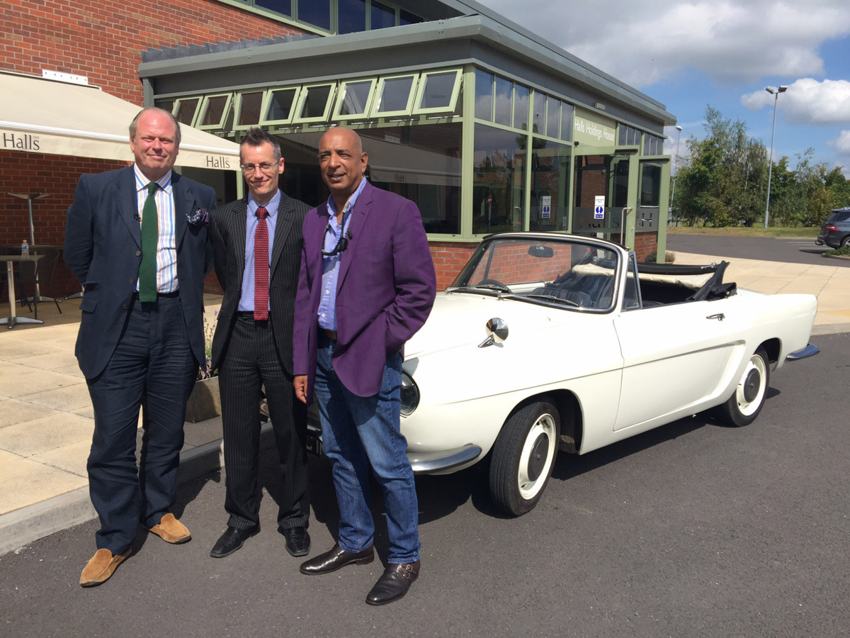 antiques road trip experts pay a visit to shrewsbury fine art