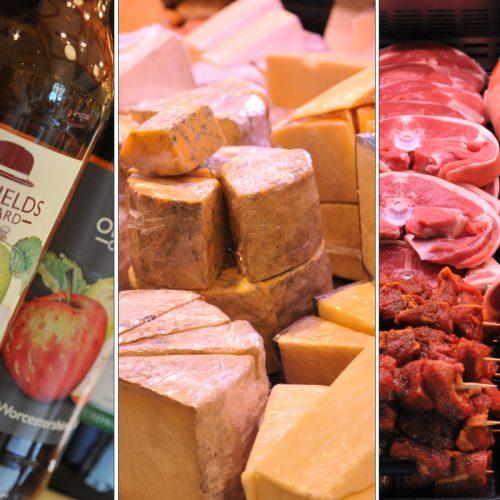 Harvest & Heritage Food Fair at Battlefield 1403