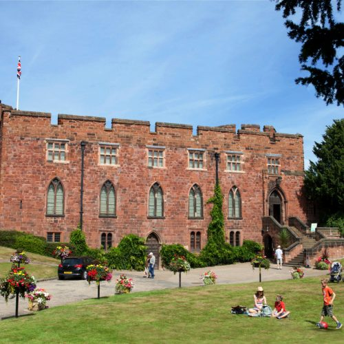 Discover Shrewsbury's past for free during September's Heritage Open Days