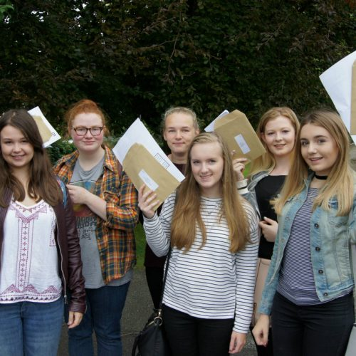 Praise for Shropshire pupils as GCSE results are published