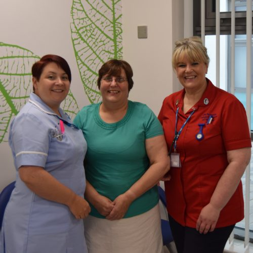 First patients enter £15.1 million Theatre and Ward Development at RJAH