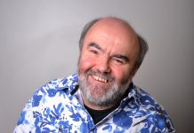 Andy Hamilton is co-creator / writer of Outnumbered. Photo: Steve Ullathorne
