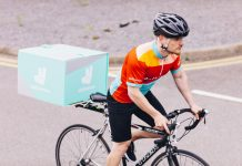 Deliveroo has launched in Shrewsbury.