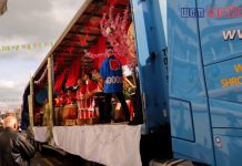 Wem Carnival parades take places at 1.30pm and 7.45pm