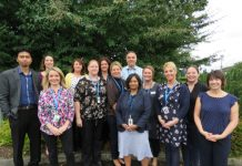 Some of the new ACPs with Consultants and colleagues who are part of the ACP Programme