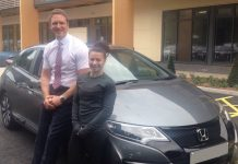 Claudia Fragapane is one of the British Gymnasts to receive a Honda