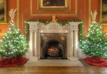 Visitors will be able to immerse themselves in a 1920s Christmas. Photo: Richard Knisely-Marpole / National Trust