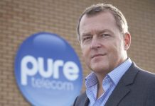 Matt Sandford of Pure Telecom