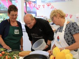 Enjoy all the thrills and spills of Oswestry Heritage Bake-Off
