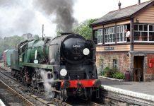 Severn Valley Railway Bridgnorth signal box