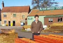 Andrew Haydock, managing director of Haydox @ The Wood Yard