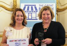 Sarah Stevens and Sally Themans from Bridgnorth