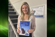 Lucy Sutton from Henshalls Insurance Brokers in Newport