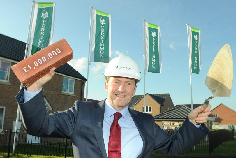 Jeff Fairburn Group Ceo Persimmon Homes