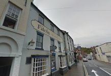 The Falcon in Bridgnorth. Photo: Google Street View
