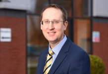 Matt Snelson, the newly appointed Managing Director of the Marches Centre of Manufacturing & Technology