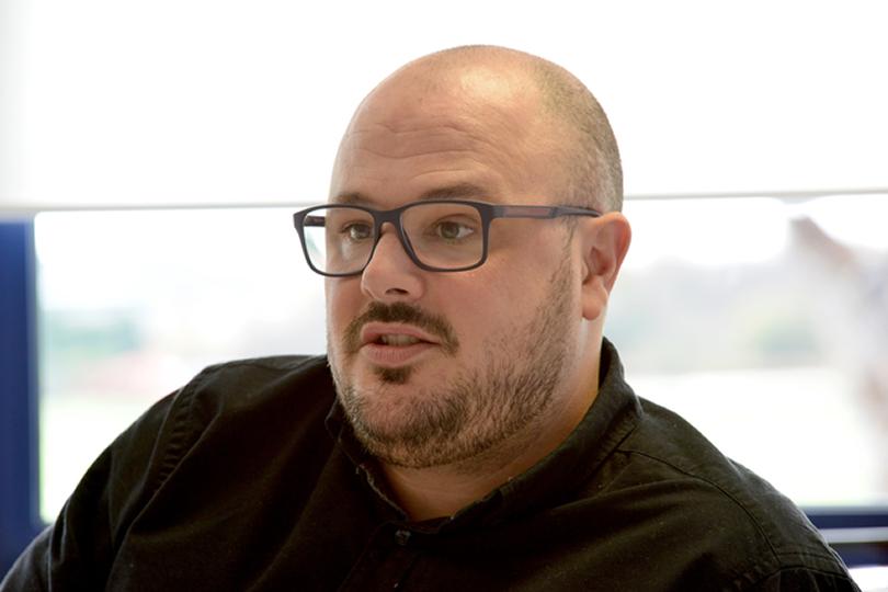 Dan Leech, Managing Director, TDS Midlands