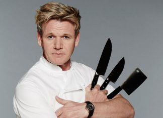 Gordon Ramsay Photo