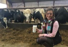 Jayne Bennett who has been awarded the latest Newport and District Agricultural Society Harper Adams scholarship