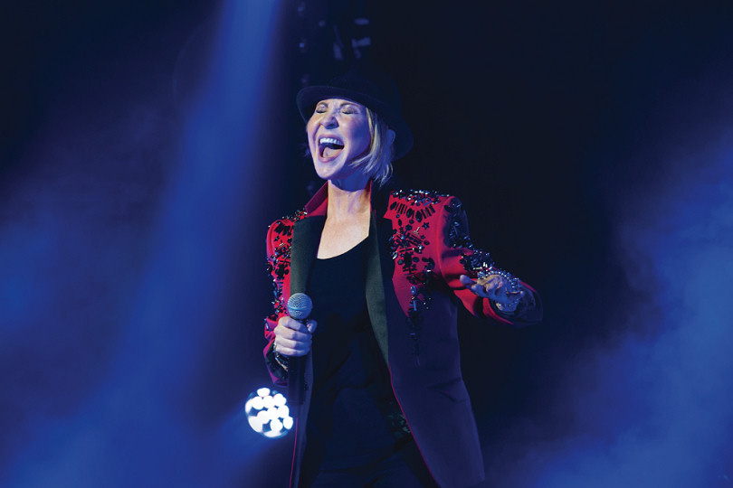 Lulu is to perform at Shrewsbury's Theatre Severn