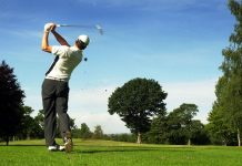 Oswestry Golf Club - 12th Tee Scott Drummond