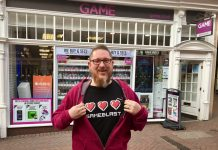 Rob Walker Deputy Manager at GAME in Shrewsbury