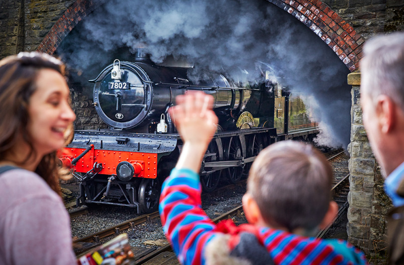 There's plenty to do at the Severn Valley Railway this half-term