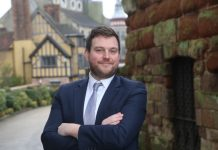 Seb Slater, Executive Director Shrewsbury BID