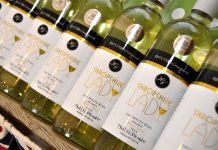The vineyard won a Commended Award for their 2015 'Shropshire Lady' Dry white wine