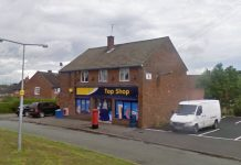 Top Shop convenience store on Laburnum Drive in Oswestry. Photo: Google Streetview