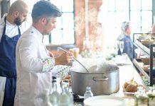 Damian Wawrzyniak will bring his Polish Feast to Shrewsbury next month