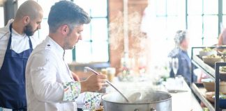 Damian Wawrzyniak will bring his Polish Feast to Shrewsbury next month