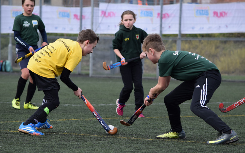 Worfield v Wistanstow at Quick Sticks Hockey