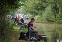 Up to 500 of the UK's best anglers will descend on the Shropshire Union Canal this August