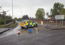 Bage Way Shrewsbury Closed