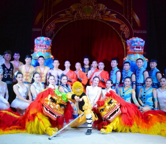 Chinese State Circus