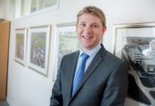 James Staniforth, CEO and Principal of Shrewsbury Colleges Group