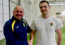 Shropshire's director of cricket Karl Krikken and captain Steve Leach are all set for the new season this weekend