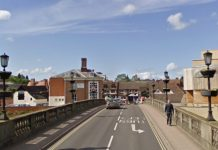 The assault took place on Welsh Bridge in Shrewsbury. Photo: Google Street View