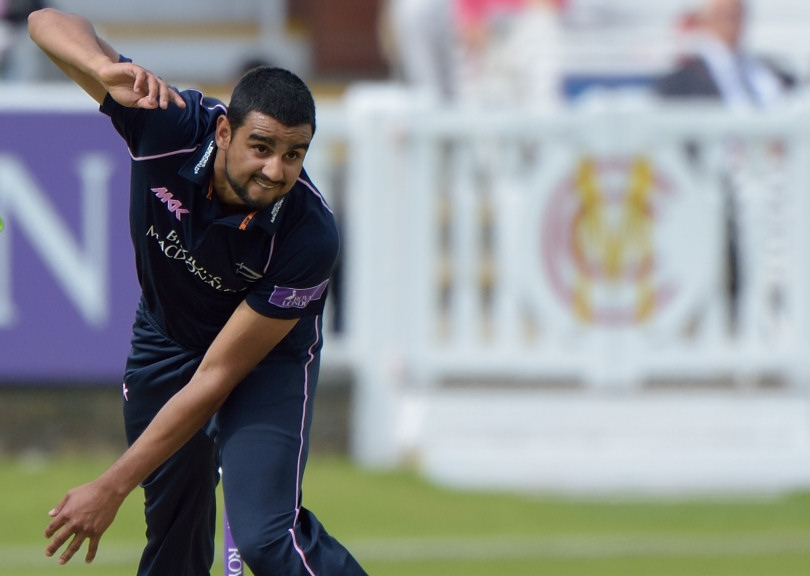Former Middlesex man Gurjit Sandhu will make his Shropshire debut on Sunday