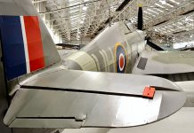 The RAF Museum's Hawker Hurricane IIc will be on static display