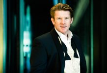 Royal Opera tenor singer Jack Foley will be performing at the concert