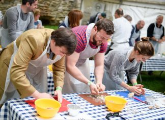 A number of masterclasses will be taking place over the weekend